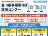 富山県事業引継ぎ支援センター